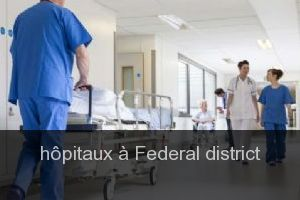 Hôpitaux à Federal district
